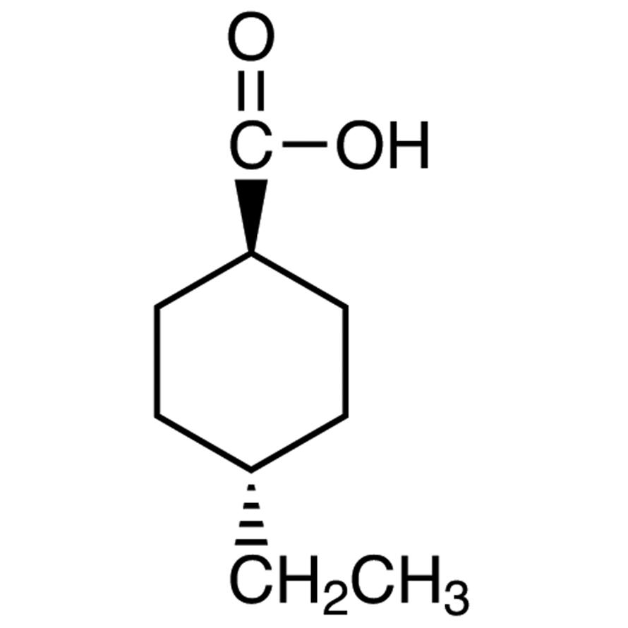trans-4-Ethylcyclohexanecarboxylic Acid