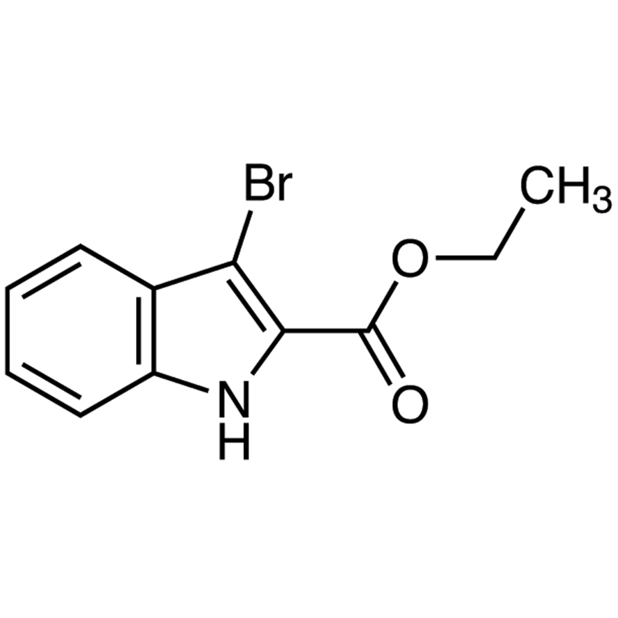 Ethyl 3-Bromoindole-2-carboxylate