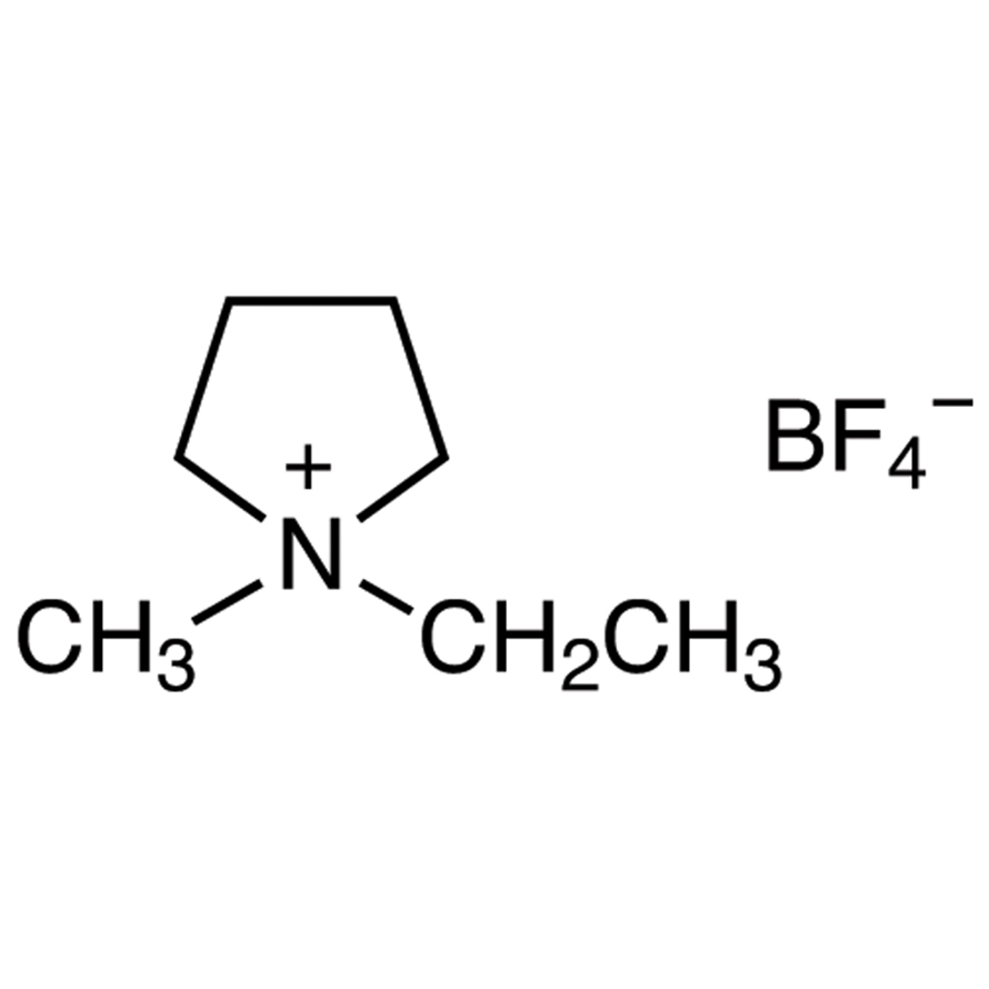 1-Ethyl-1-methylpyrrolidinium Tetrafluoroborate