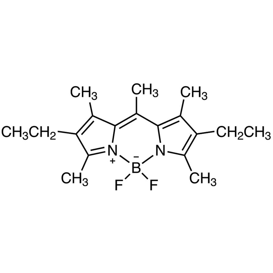 [[(4-Ethyl-3,5-dimethyl-1H-pyrrol-2-yl)(4-ethyl-3,5-dimethyl-2H-pyrrol-2-ylidene)methyl]methane](difluoroborane)