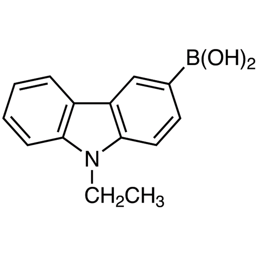 9-Ethylcarbazole-3-boronic Acid (contains varying amounts of Anhydride)