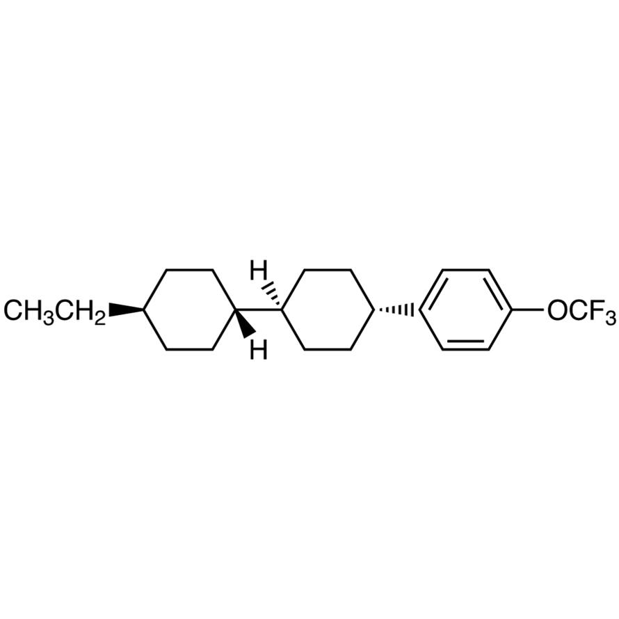 trans,trans-4'-Ethyl-4-(4-trifluoromethoxyphenyl)bicyclohexyl