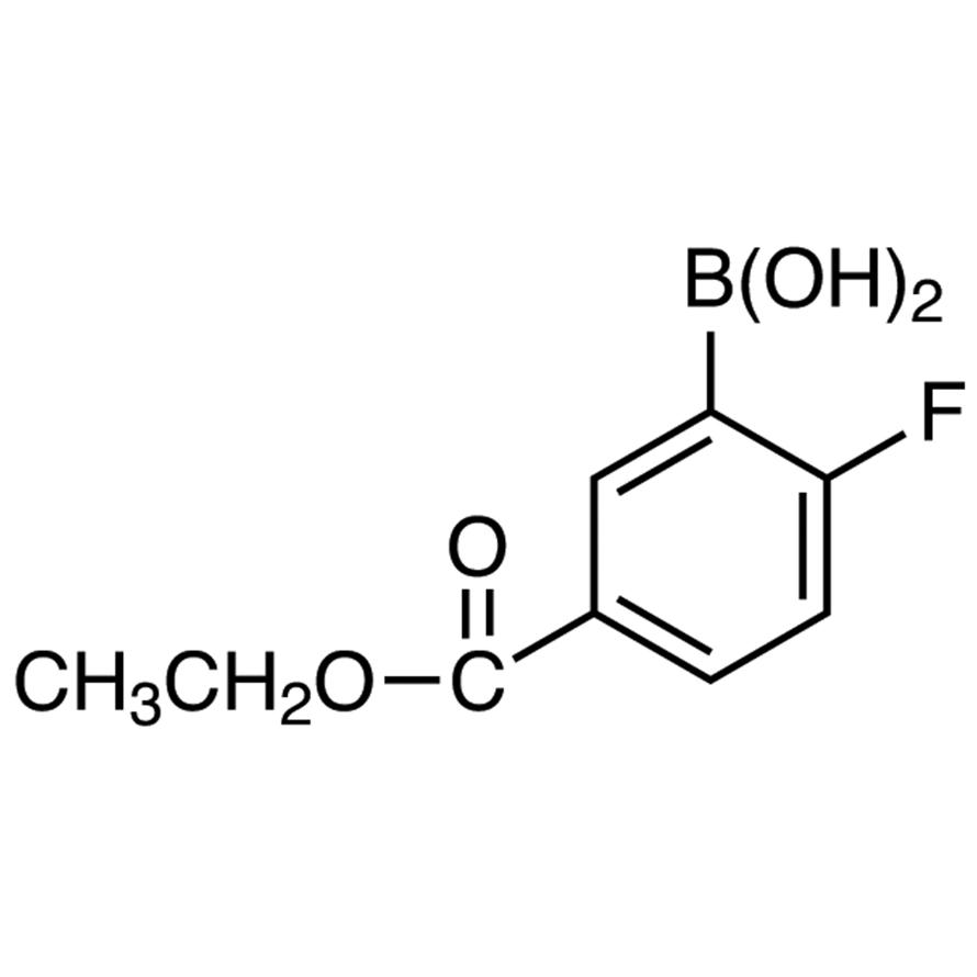 5-(Ethoxycarbonyl)-2-fluorophenylboronic Acid (contains varying amounts of Anhydride)