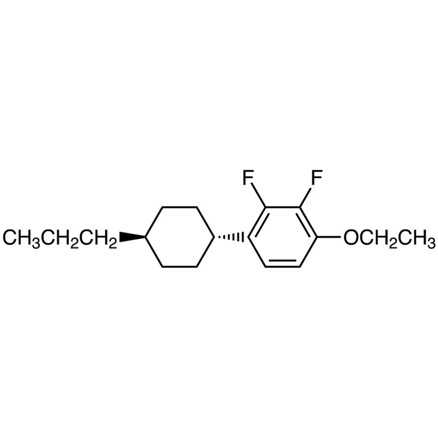 1-Ethoxy-2,3-difluoro-4-(trans-4-propylcyclohexyl)benzene