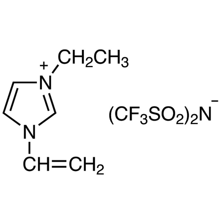 3-Ethyl-1-vinylimidazolium Bis(trifluoromethanesulfonyl)imide