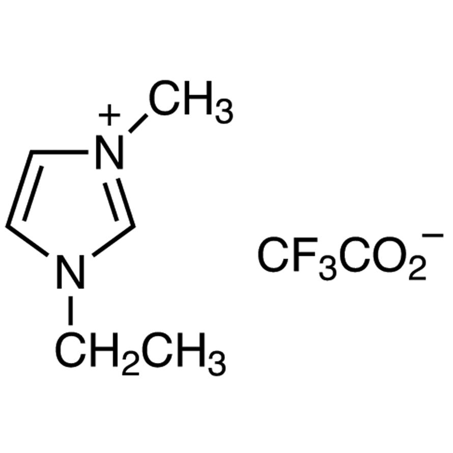 1-Ethyl-3-methylimidazolium Trifluoroacetate