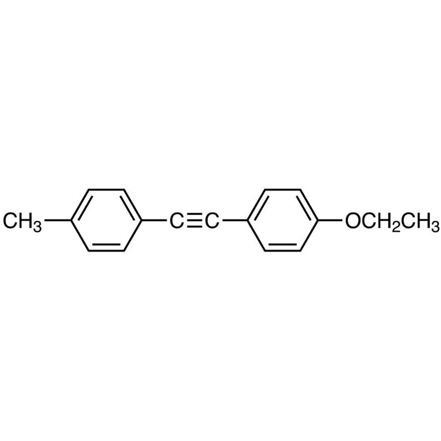 1-Ethoxy-4-(p-tolylethynyl)benzene