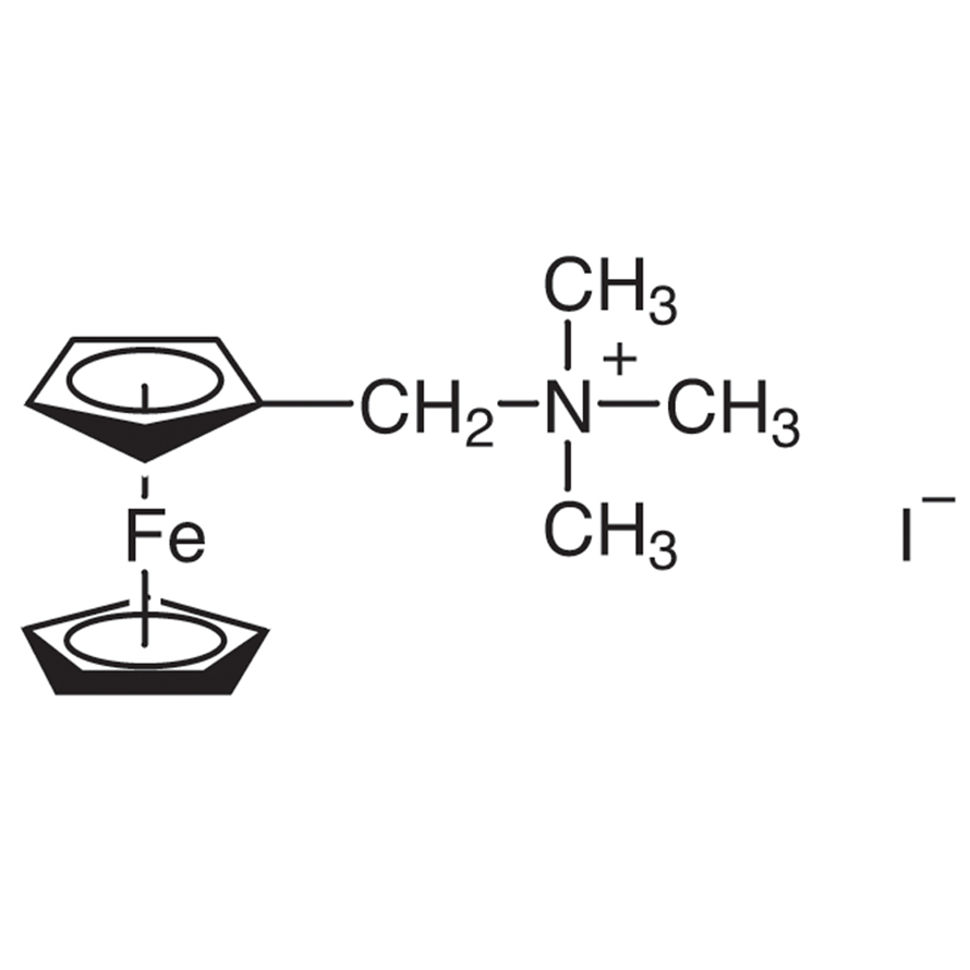 (Ferrocenylmethyl)trimethylammonium Iodide