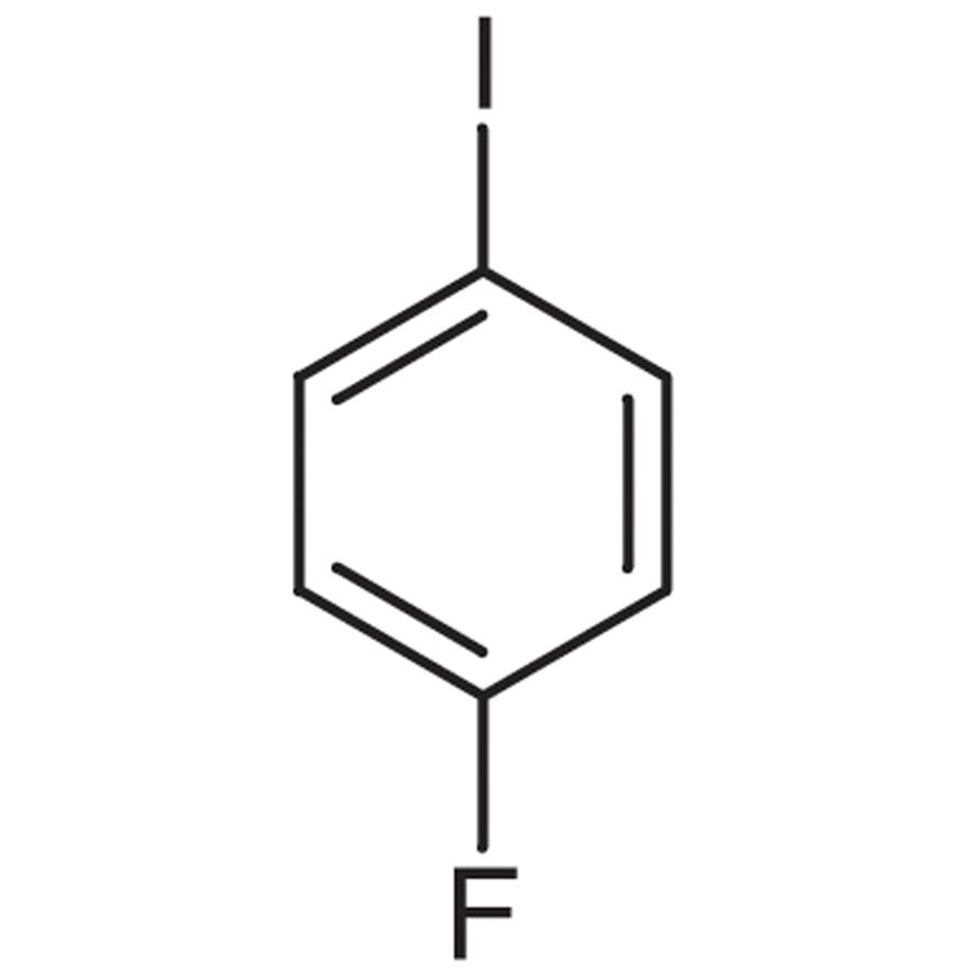 1-Fluoro-4-iodobenzene (stabilized with Copper chip)