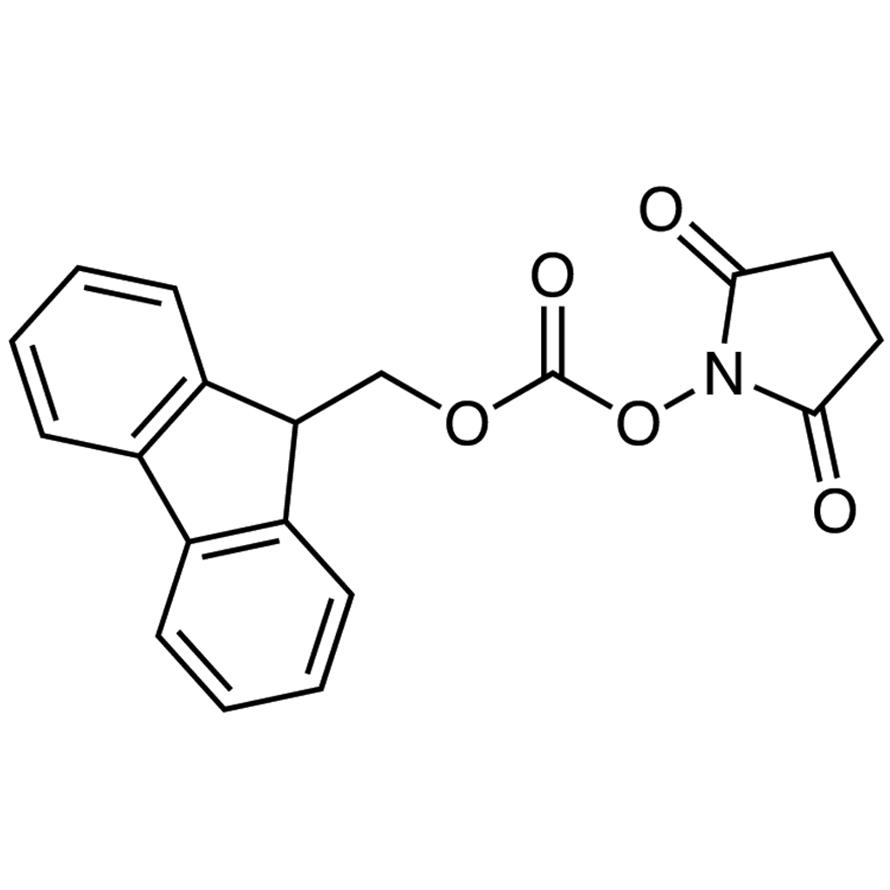 N-[(9H-Fluoren-9-ylmethoxy)carbonyloxy]succinimide