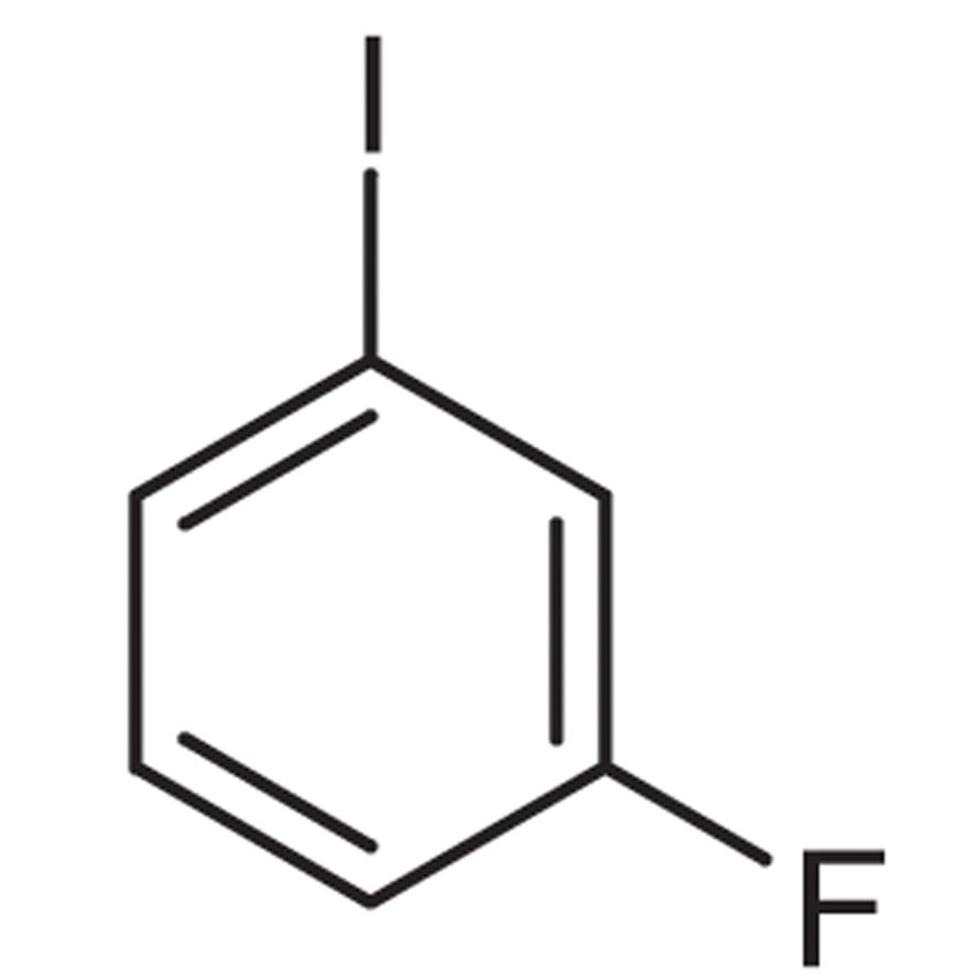 1-Fluoro-3-iodobenzene (stabilized with Copper chip)