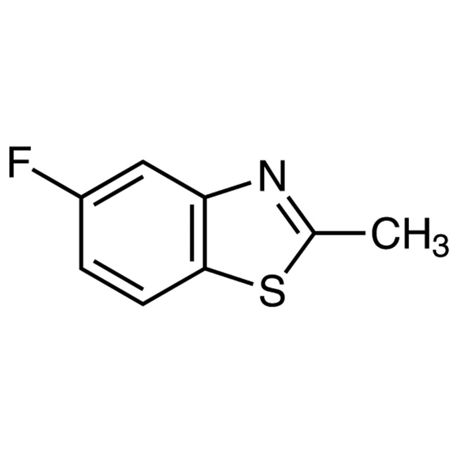 5-Fluoro-2-methylbenzothiazole