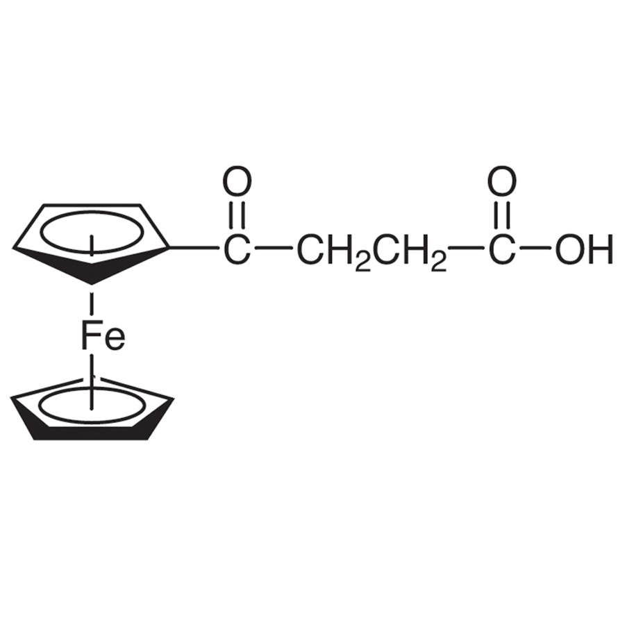 3-Ferrocenoylpropionic Acid