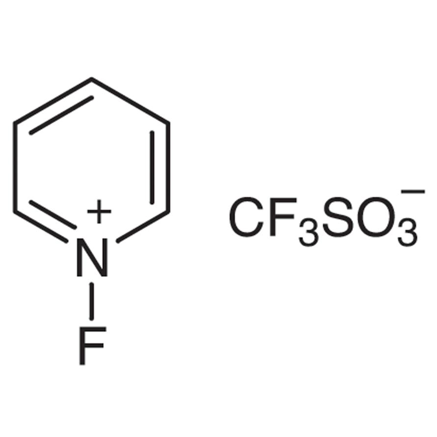 1-Fluoropyridinium Trifluoromethanesulfonate [Fluorinating Reagent]