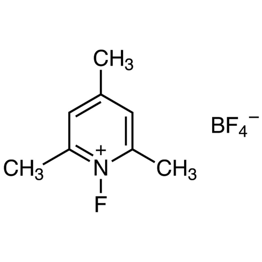 1-Fluoro-2,4,6-trimethylpyridinium Tetrafluoroborate [Fluorinating Reagent]