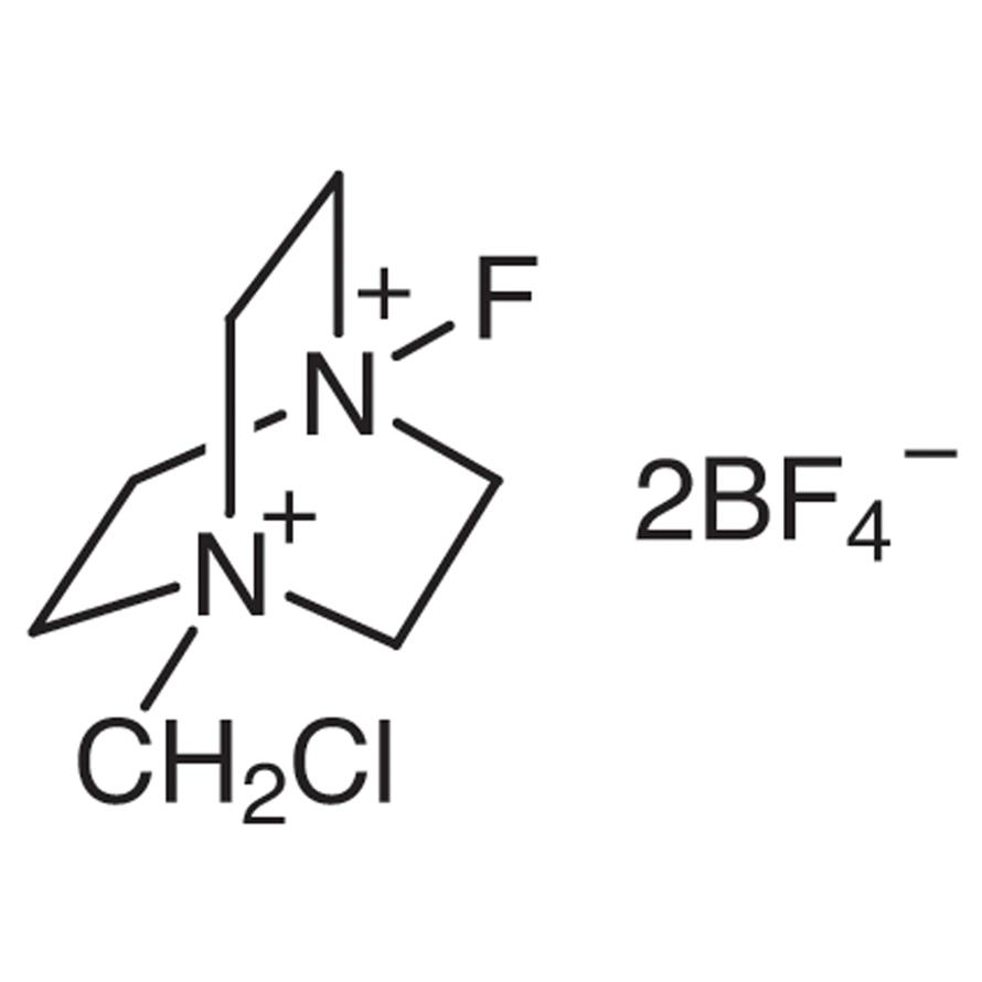 N-Fluoro-N'-(chloromethyl)triethylenediamine Bis(tetrafluoroborate)