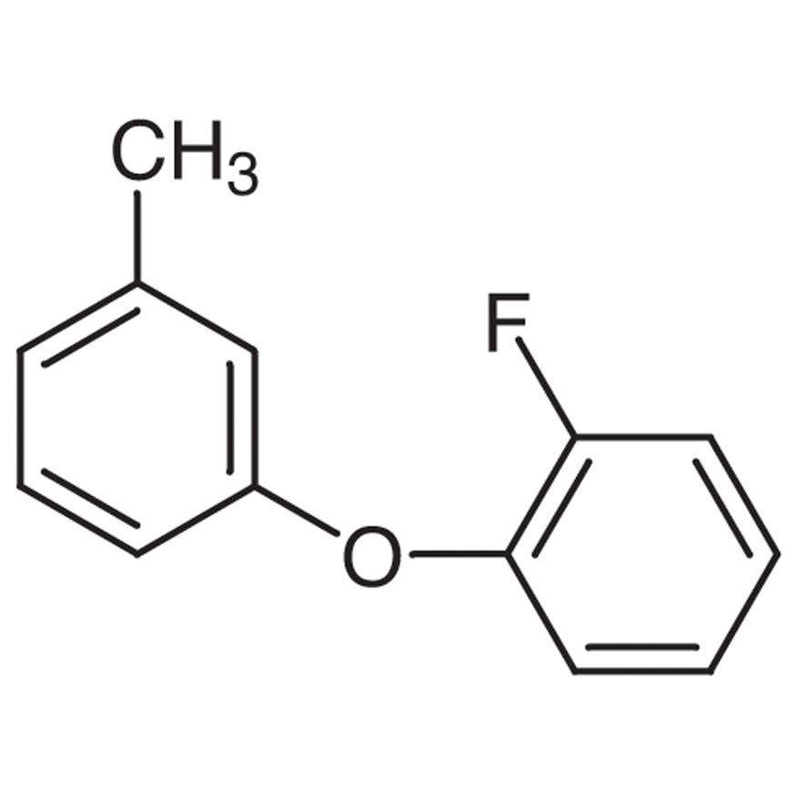 m-(2-Fluorophenoxy)toluene