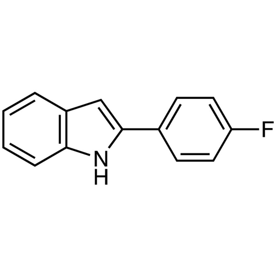 2-(4-Fluorophenyl)indole