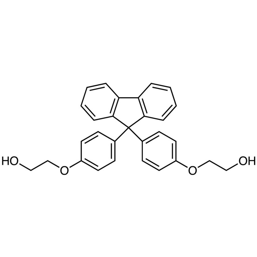 9,9-Bis[4-(2-hydroxyethoxy)phenyl]fluorene