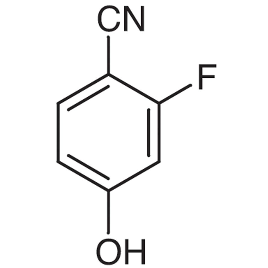 2-Fluoro-4-hydroxybenzonitrile