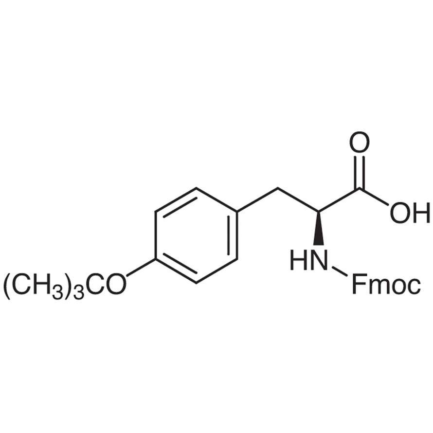 Nα-[(9H-Fluoren-9-ylmethoxy)carbonyl]-O-tert-butyl-L-tyrosine