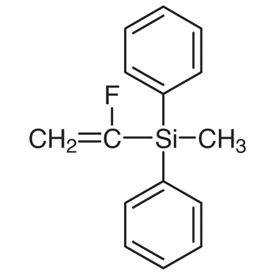 (1-Fluorovinyl)methyldiphenylsilane