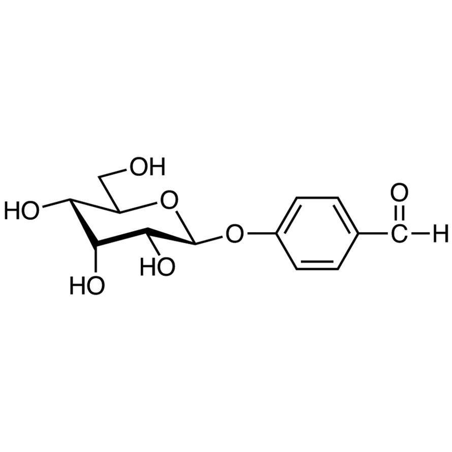 4-Formylphenyl β-D-Allopyranoside