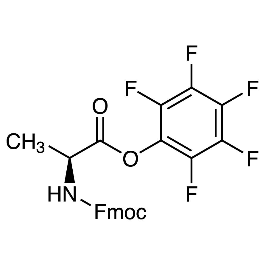 N-[(9H-Fluoren-9-ylmethoxy)carbonyl]-L-alanine Pentafluorophenyl Ester