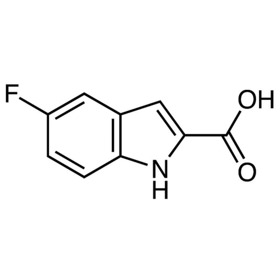 5-Fluoroindole-2-carboxylic Acid