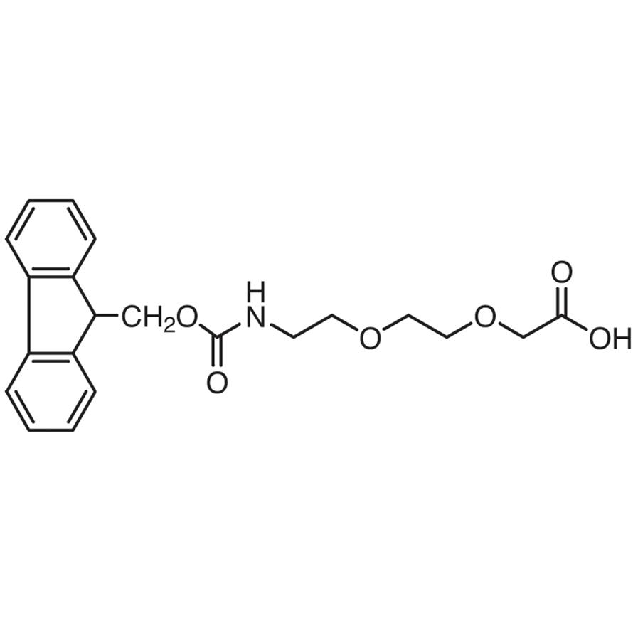 8-[(9H-Fluoren-9-ylmethoxy)carbonylamino]-3,6-dioxa-n-octanoic Acid