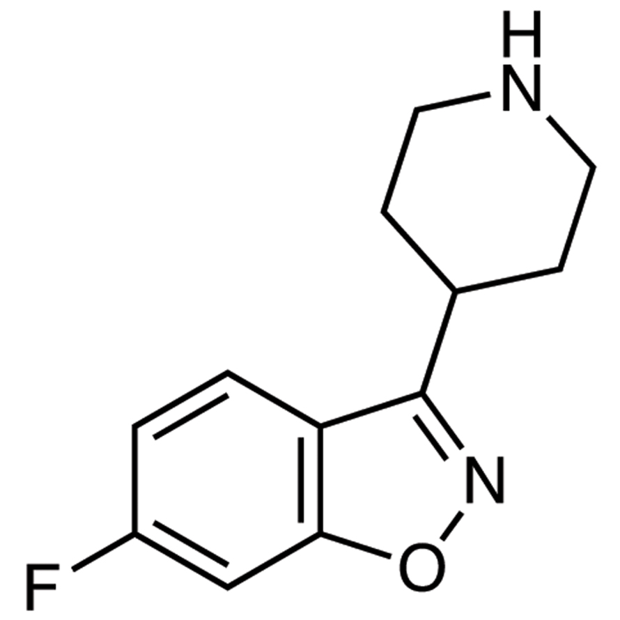 6-Fluoro-3-(4-piperidinyl)-1,2-benzisoxazole