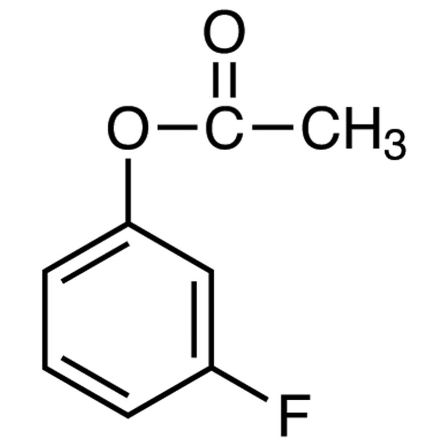 3-Fluorophenyl Acetate