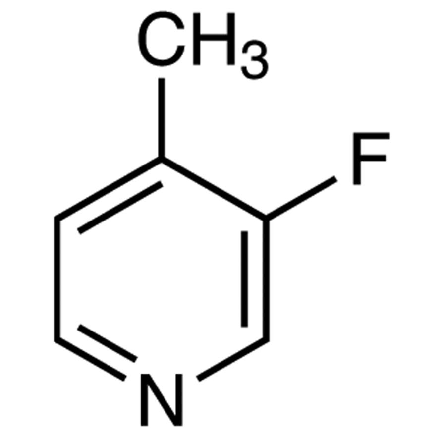 3-Fluoro-4-methylpyridine