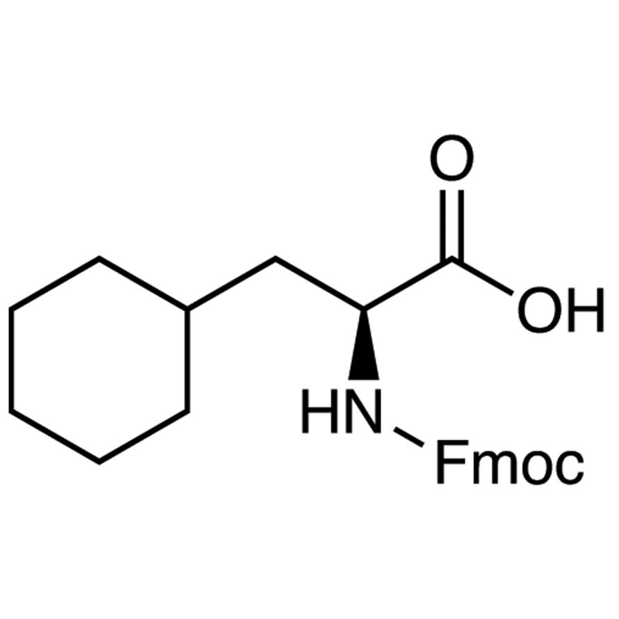 N-[(9H-Fluoren-9-ylmethoxy)carbonyl]-3-cyclohexyl-L-alanine