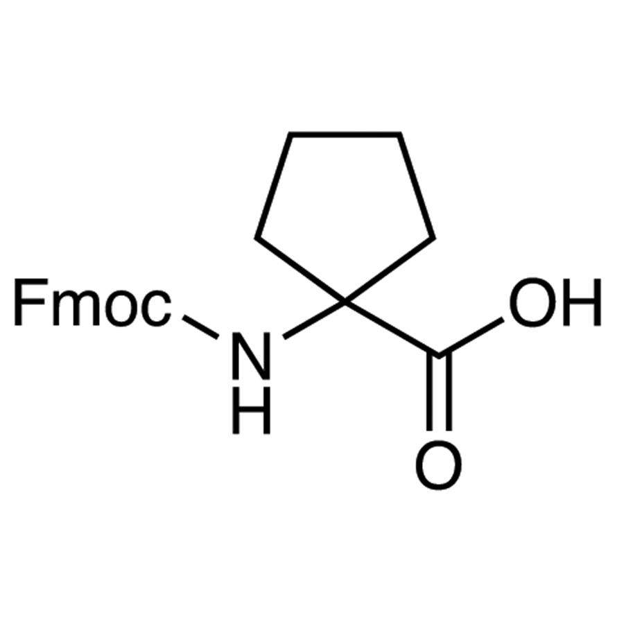 1-[[(9H-Fluoren-9-ylmethoxy)carbonyl]amino]cyclopentanecarboxylic Acid