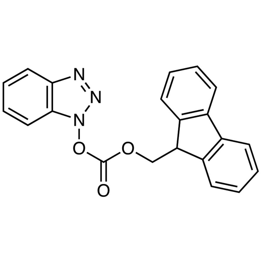 1-[(9H-Fluoren-9-ylmethoxy)carbonyloxy]benzotriazole