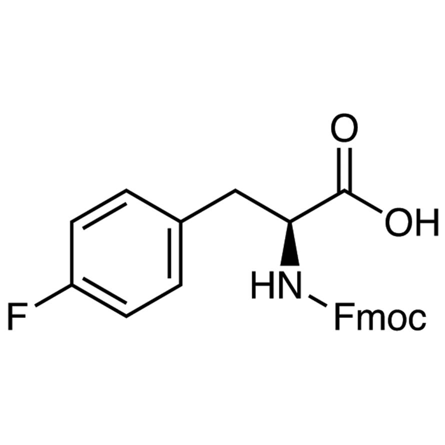 N-[(9H-Fluoren-9-ylmethoxy)carbonyl]-4-fluoro-L-phenylalanine