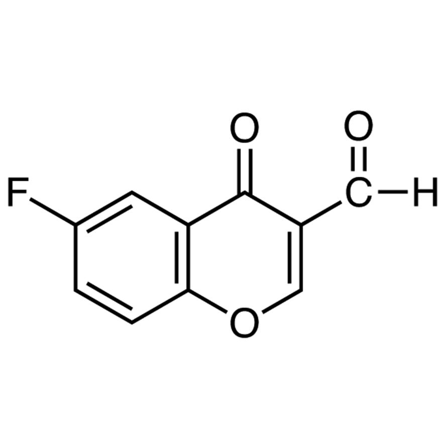 6-Fluorochromone-3-carboxaldehyde