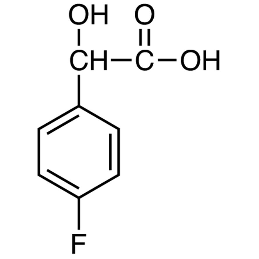 4-Fluoro-DL-mandelic Acid