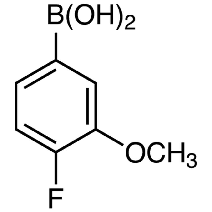 4-Fluoro-3-methoxyphenylboronic Acid (contains varying amounts of Anhydride)
