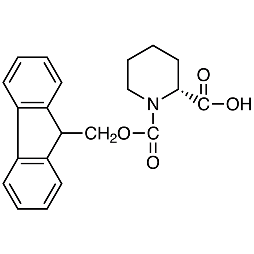 (R)-1-[(9H-Fluoren-9-ylmethoxy)carbonyl]-2-piperidinecarboxylic Acid