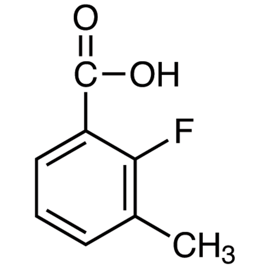 2-Fluoro-3-methylbenzoic Acid