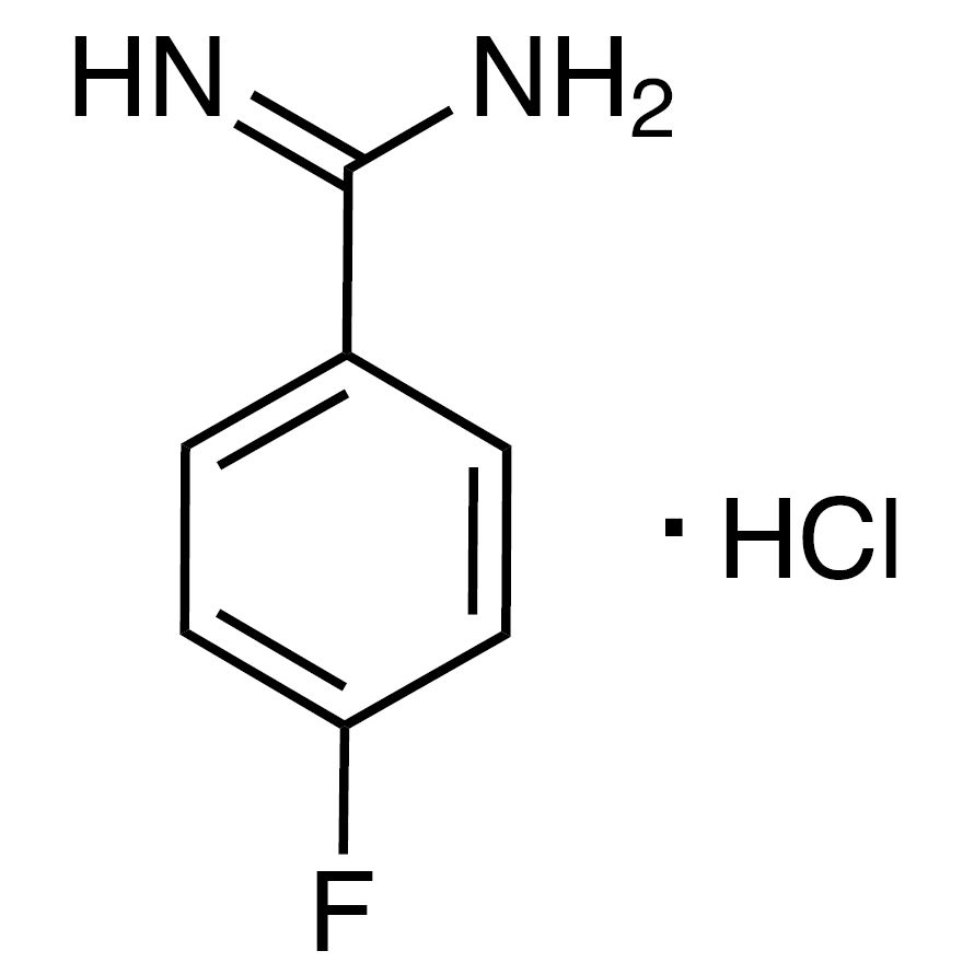 4-Fluorobenzamidine Hydrochloride Hydrate