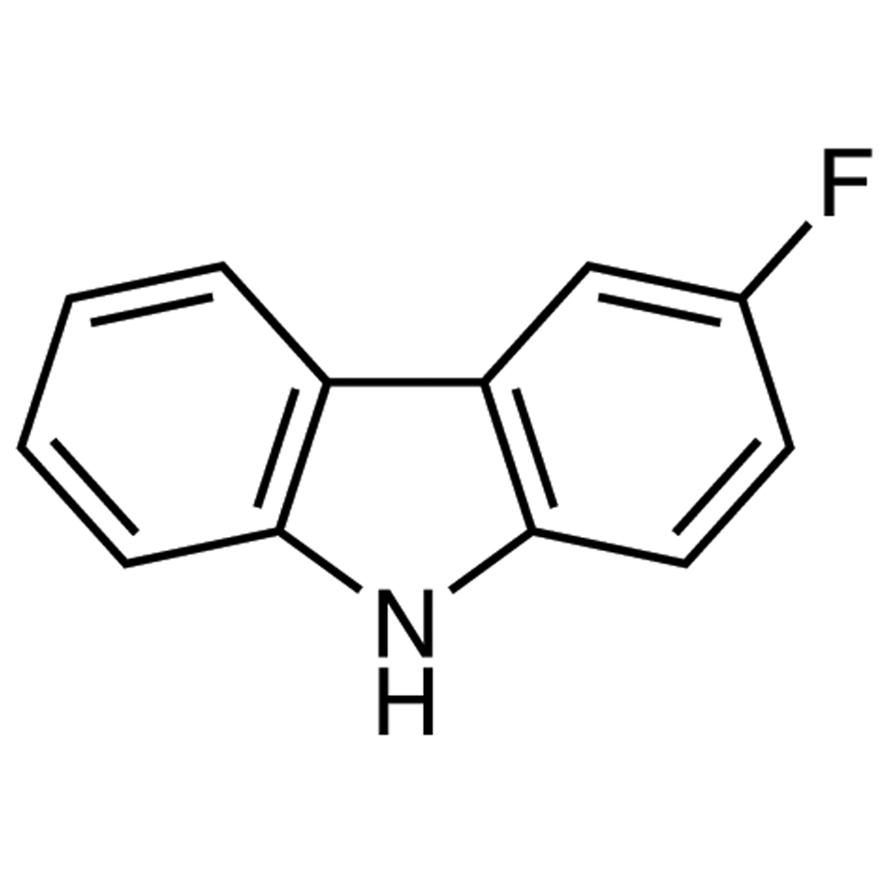 3-Fluorocarbazole