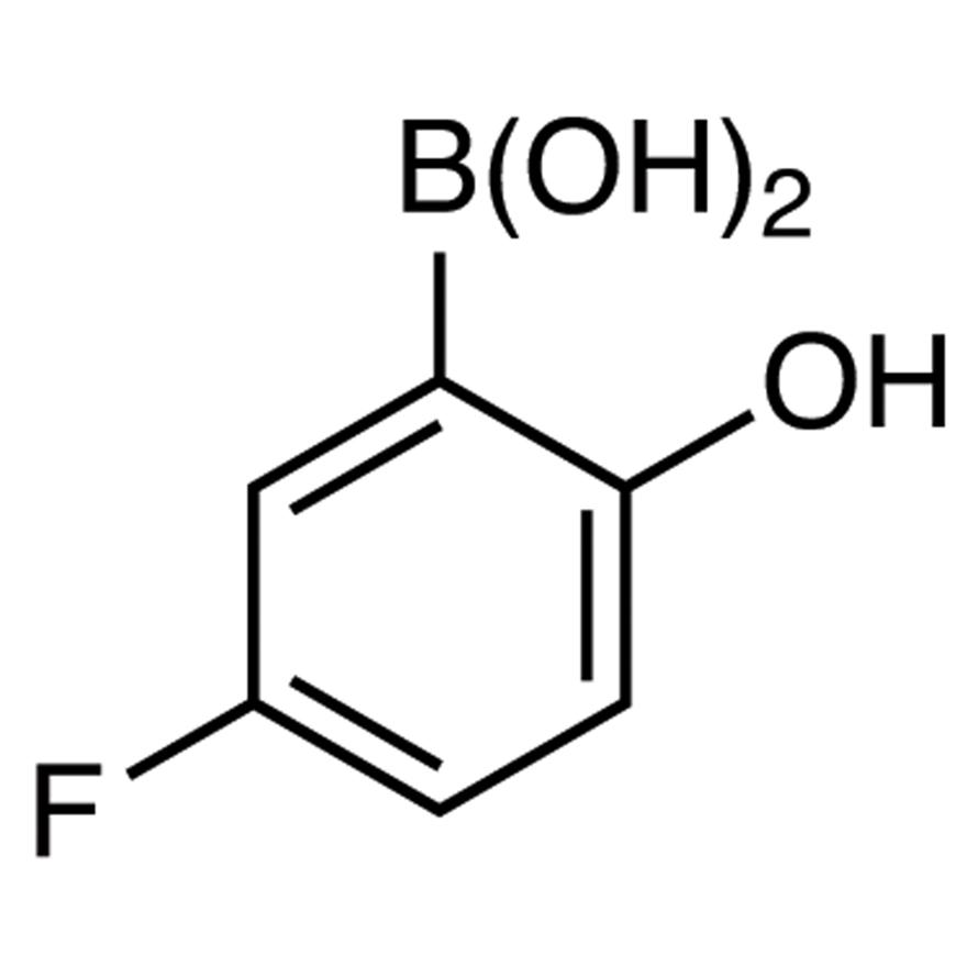 5-Fluoro-2-hydroxyphenylboronic Acid (contains varying amounts of Anhydride)
