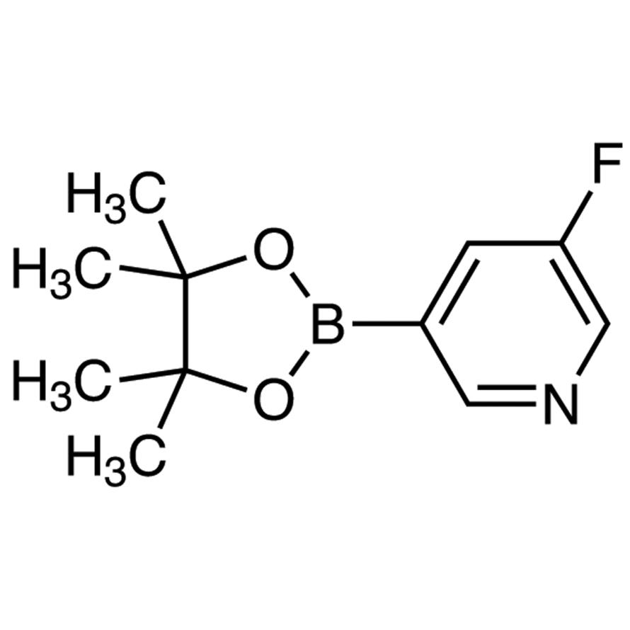 3-Fluoro-5-(4,4,5,5-tetramethyl-1,3,2-dioxaborolan-2-yl)pyridine