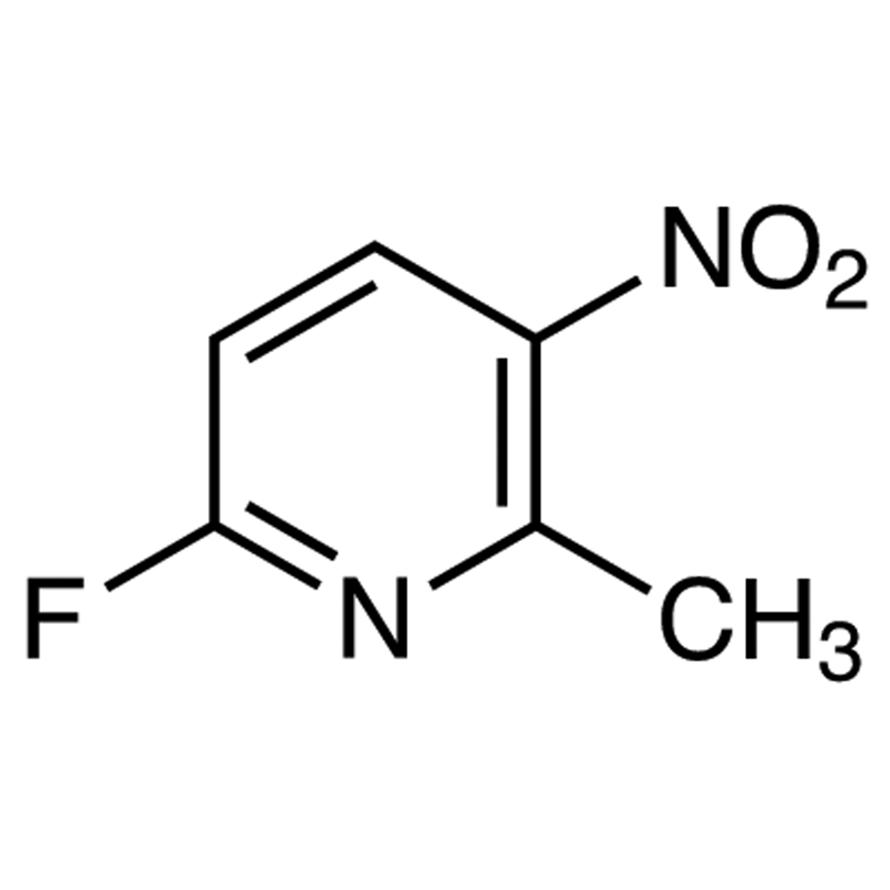 6-Fluoro-2-methyl-3-nitropyridine