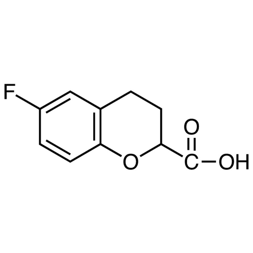 6-Fluorochroman-2-carboxylic Acid