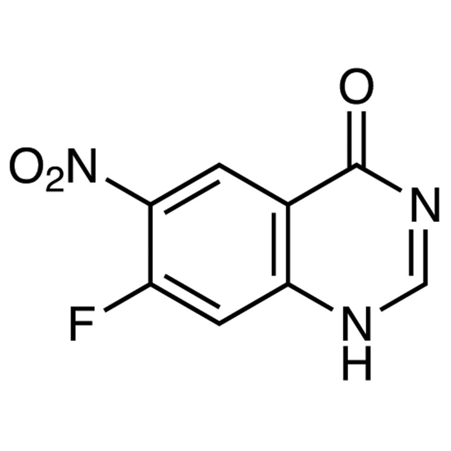 7-Fluoro-6-nitroquinazolin-4(1H)-one