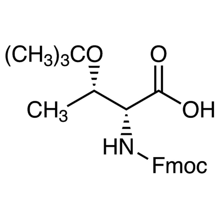 N-[(9H-Fluoren-9-ylmethoxy)carbonyl]-O-tert-butyl-D-threonine